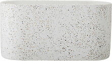 Bloomingville - Terrazzo Blumentopf, 30 x 12 cm