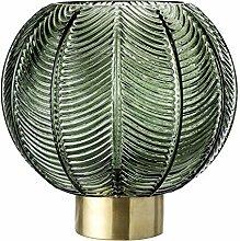 Bloomingville - Vase, Grün, Glas