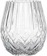 Bloomingville - Vase, klar, Glas