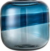 Bloomingville - Vase mit Farbverlauf Ø 16 x H
