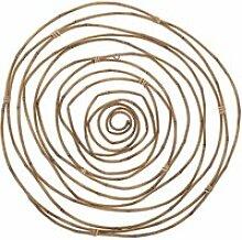 Bloomingville - Wanddekoration Ø 60 cm, natur