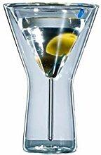bloomix bloo Martini 200ml doppelwandiges
