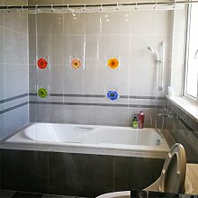 Bloomma Vorhang für die Dusche, 4. Eva