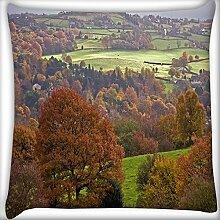 Blossom Garten Home Decor Werfen Sofa Auto Kissenbezug Kissen Fall 55,9x 55,9cm