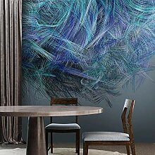 Blovsmile Wandbild Tapete für Wände 3D moderne
