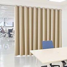 bluCOASTLINE Raumteiler Vorhang Extra Breit