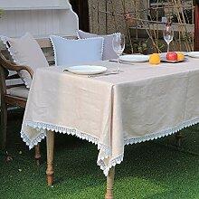 Blue Bridge Cafe-Tisch Home Tischdecke Tuch