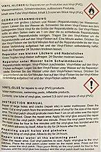 Blue Magic PVC Reparatur-Set: Kleber und Flicken
