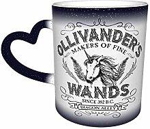 Blue Ollivander'S Zauberstab Shop