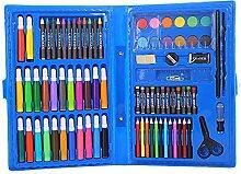 Blue Vessel 1Set Aquarell-Stift-Malerei-Werkzeug, Kunst-Set für Kinder und Aktivitä
