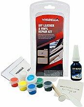 Blue-Yan Visbella Leder Vinyl Repair Kit Auto