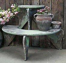 Bluebell Yard Blumenständer, Holz, Vintage-Stil,