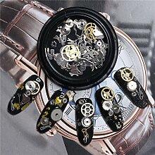Bluelover 3D DIY Steampunk Mechanical Component Gear Rad Nail Art Dekoration Tipps Metall Design Zubehör