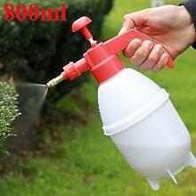 Bluelover 800Ml Portable Druck Bewässerung Kann Garten Pflanze Sprühflasche
