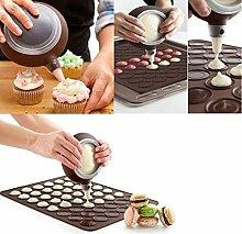 Bluelover Kessel Form Silikon Feder Für Kuchen, Der Werkzeuge Und Tipps