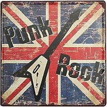 Bluelover Punk Rock Tin Sign Vintage Metall Plaque Poster Bar Pub Home-Wand-Dekor