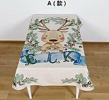 BLUELSS Cartoon Tier Modellierung Baumwolle und