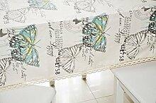 BLUELSS Graffiti Schmetterling bedruckte