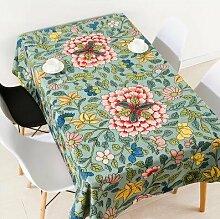 BLUELSS Kunst und Europäische Tischdecke aus