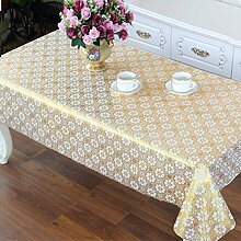 BLUELSS PVC-Tischdecke Esstisch