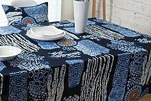 BLUELSS Tischdecke für Speisen Boho schicke Mode