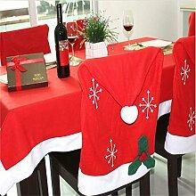 BLUELSS Weihnachten Dekoration Tischdecke für zu