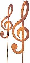 Blümelhuber Notenschlüssel 60cm 2er Set