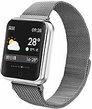 Bluetooth Smartwatch Uhr,Wasserdicht Fitness