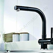 Küchenarmatur Schwarz günstig online kaufen | LIONSHOME