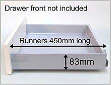 BLUM Softclose Ersatz Küchenbrause Schubladenbox