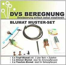 Blumat Test Set: Tropf-Blumat, Zimmer-Blumat,