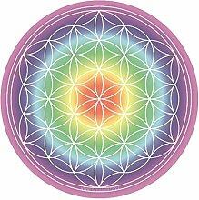 Blume des Lebens - Aufkleber heilige Geometrie, 14