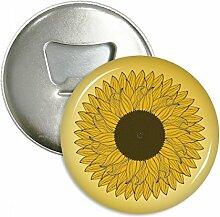 Blume gelb sonnenblume Pflanze rund