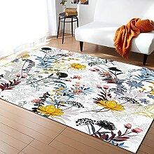 Blume Löwenzahn Pflanze Blätter Teppiche Für