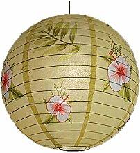 [Blumen] Runde chinesische/japanische Art