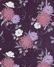 Blumen Tapete EDEM 824-29 hochwertige geprägte