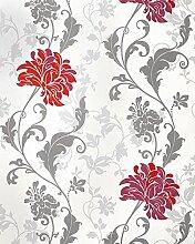 Blumen Tapete EDEM 833-25 edles florales Design