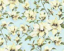 Blumen Tapete EDEM 9080-29 Vliestapete geprägt