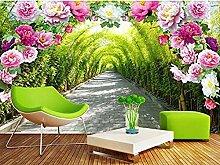 Blumen und Blumen für Wände Wandbilder Tapete