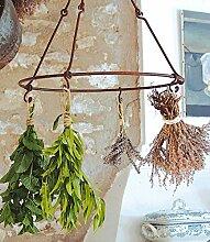 Blumen- und Gewürztrockner 35 cm ø für Kräuter