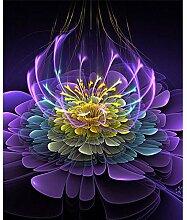 Blumenbild diamant stickerei malerei diamant