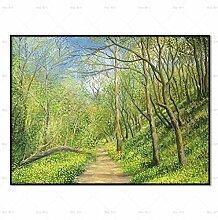 Blumenbild Wandbilder For Wohnzimmer Meerblick