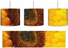 Blumenblüten inkl. Lampenfassung E27, Lampe mit