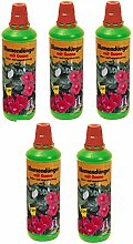 Blumendünger mit Guano 1L Naturdünger