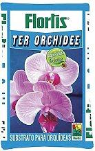 Blumenerde für Orchideen