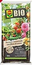 Blumenerde universal mit Kokosfaser COMPO in Sack