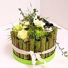 Blumengesteck Globetrotter Size 50 Euro