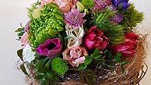 Blumengesteck mit frischen Blume- die perfekte