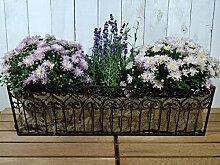 Blumenkasten Balkon zum hängen am Geländer -