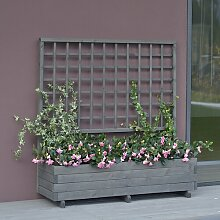Blumenkübel Lilian Garten Living Farbe:
